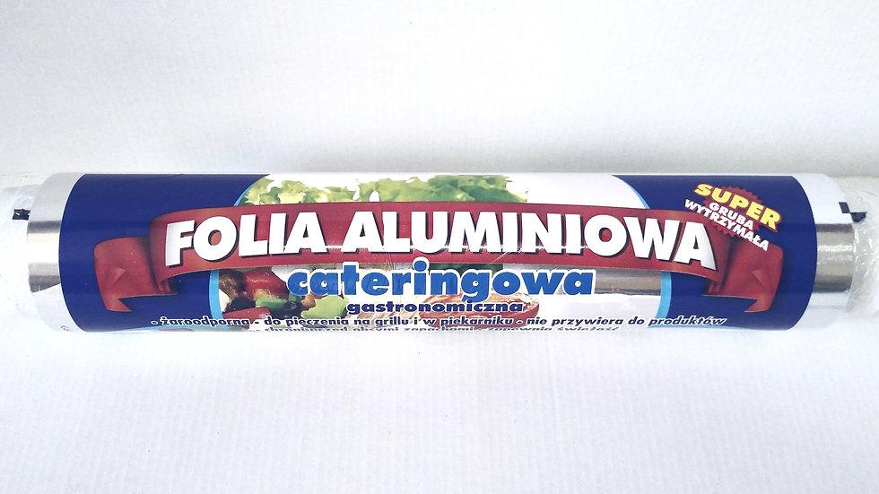 Folia aluminiowa cateringowa 30 cm 1kg