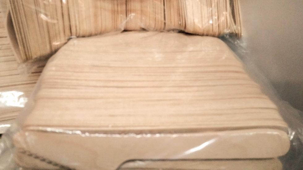 Noże drewniane 16,5 cm