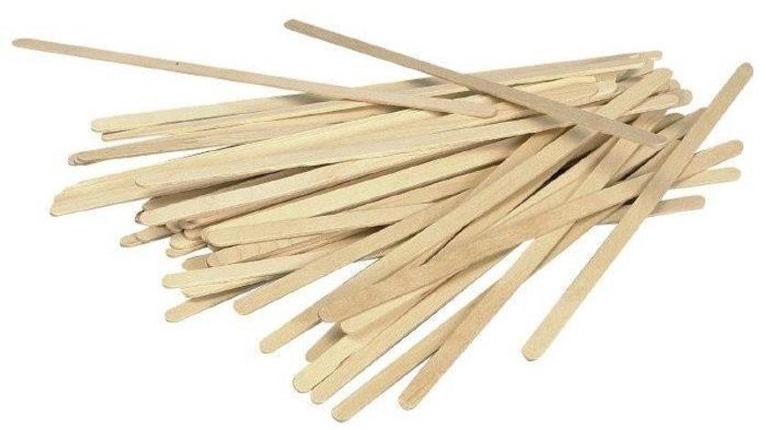 Mieszadełka drewniane do napojów