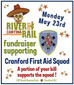 CFAS Fundraiser: 5/23 at River & Rail Cantina