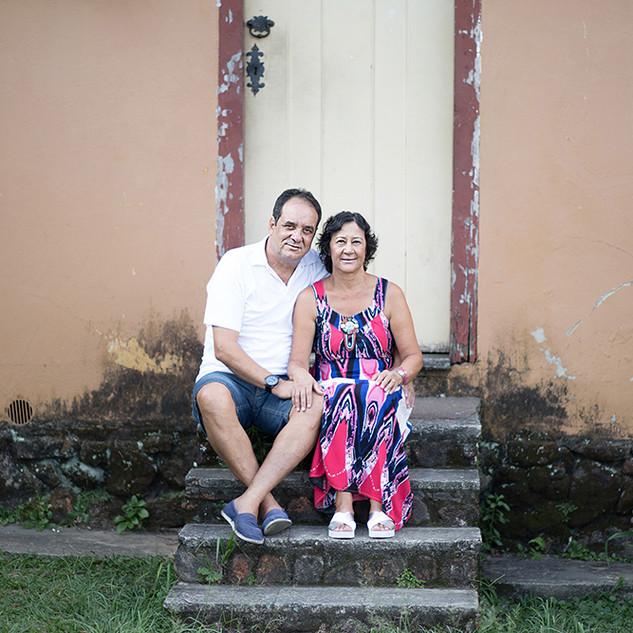 Cremilda e Salvador