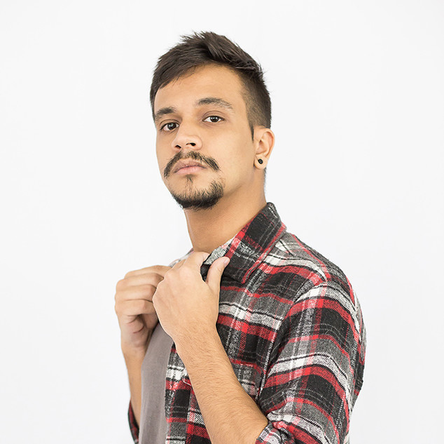 Ensaio Masculino