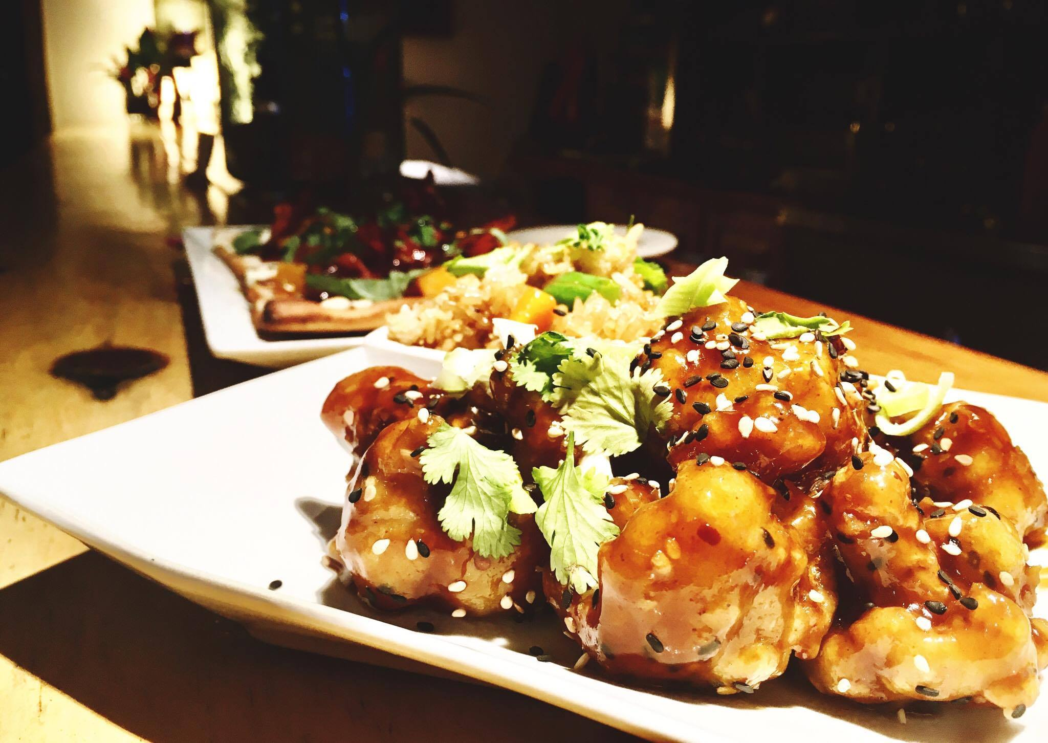 general tso cauliflower