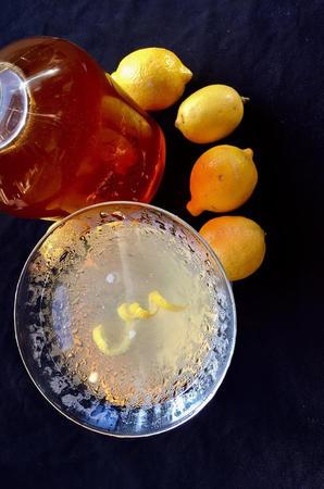 bees knees martini