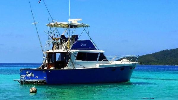 Ruthless Fishing Charters Roatan