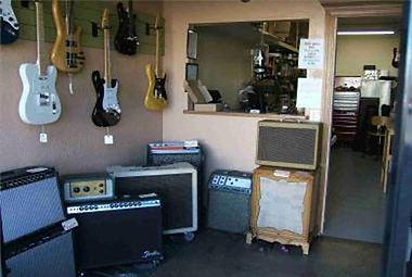 ABQGuitarworks- Albuquerque guitar repair and tube amplifier repairs ABQ Guitar Works
