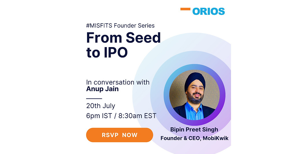From Seed to IPO