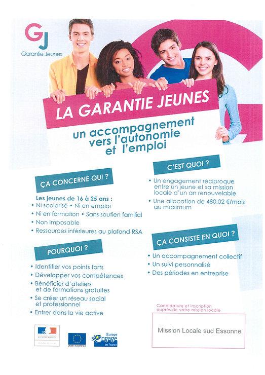 Garantie Jeunes