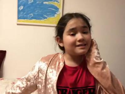 Camila Akemi - 5º Ano