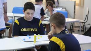 Final interna do JogoMat - Campeonato de Jogos Matemáticos do CAEM USP.
