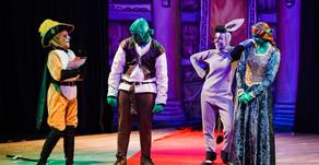 Espetáculo: Shrek 3 - Em busca do herdeiro
