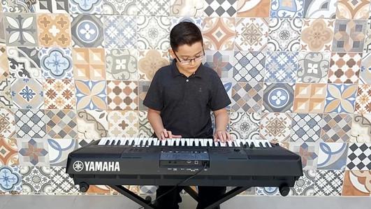 Miguel Nicolau - 5º Ano