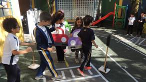 Educação para o trânsito na Educação Infantil.