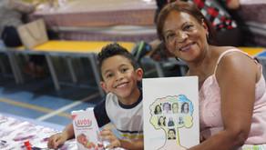 Encontro com os Avós - Educação Infantil e 1º Ano