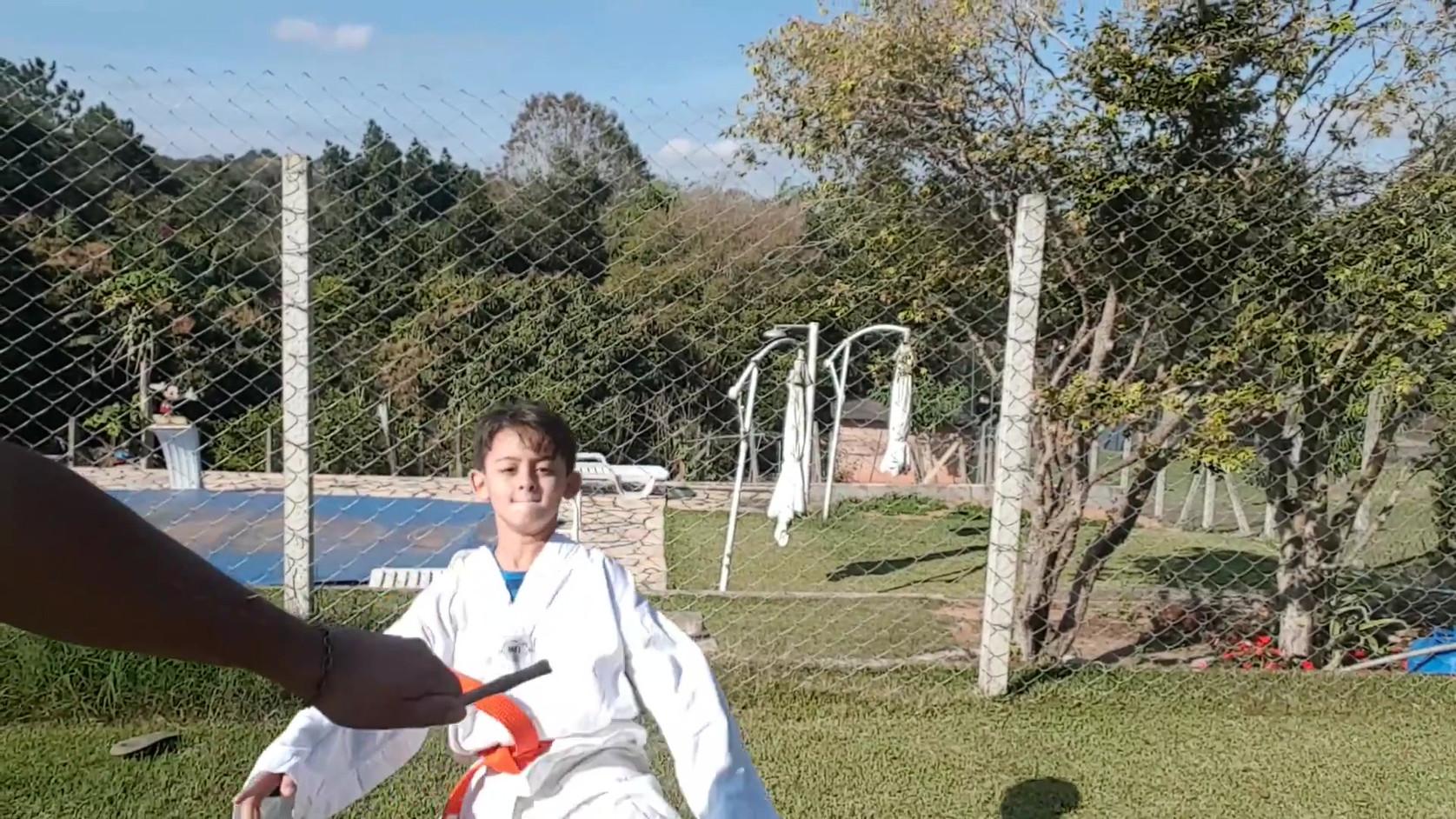 Luiz Henrique - 3º Ano