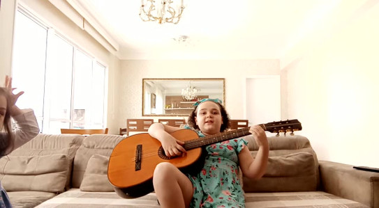Maria Carolina - 5º Ano
