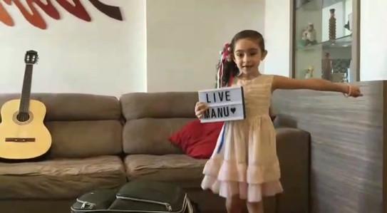 Manuella Leiriao - 1º Ano
