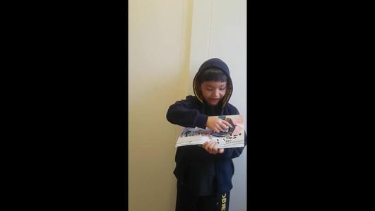 Daniel Kiyoshi - 1º Ano