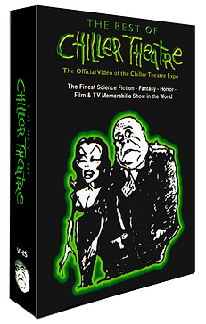 The Best of Chiller Theatre VHS, 1998