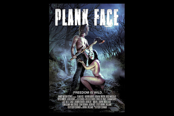 Plank Face (2016) Poster