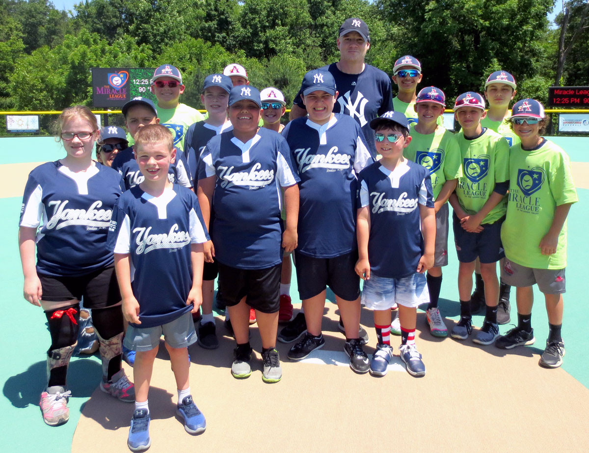 The Miracle League of the Lehigh Valley