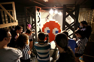 On the set of Pac-Man Fever.jpg