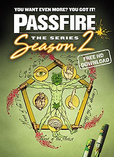 Passfire The Series: Season 2