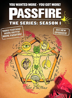 Passfire The Series: Season 1