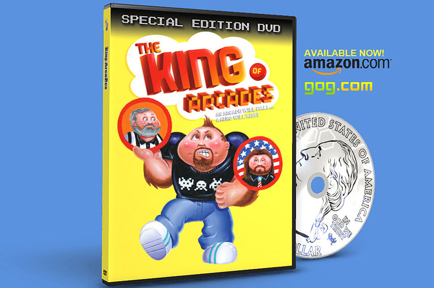 The KIng of Arcades (Original release)