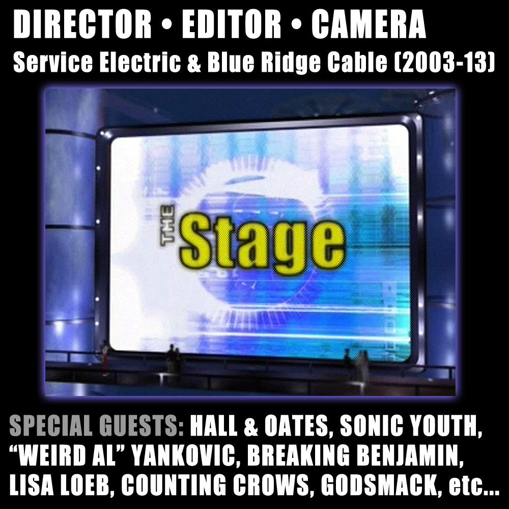 The Stage TV