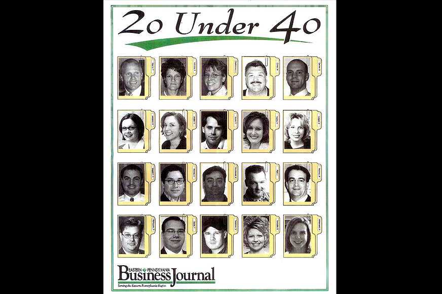 20 Under 40 Business Leaders