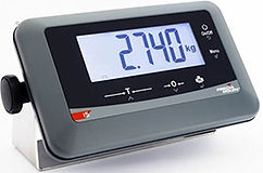 Cake Feeder Scale Indicator