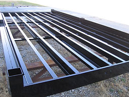Livestock Scale Heavy Duty Construction