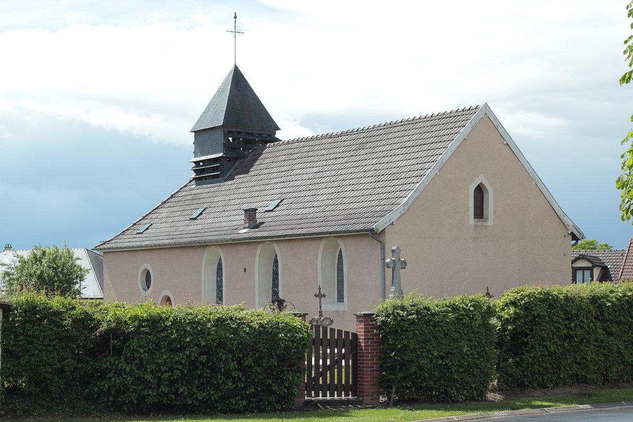 photo de EGLISE NOTRE DAME (Eglise de St Imoges)