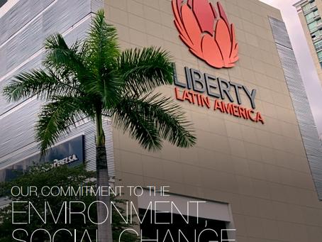 Liberty Latin America releases inaugural ESG report