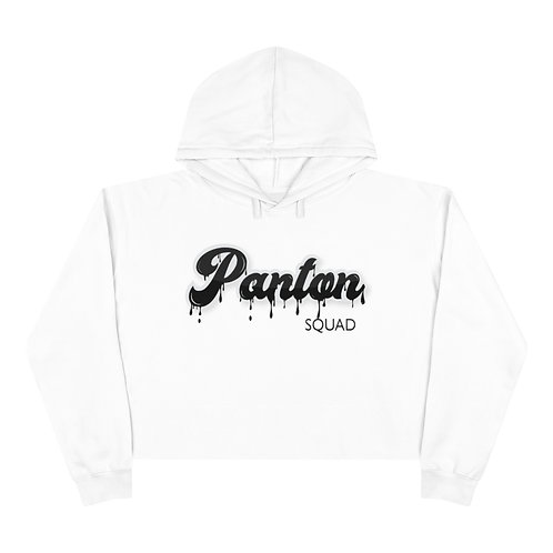 Panton Squad Crop Hoodie (Female Adult)