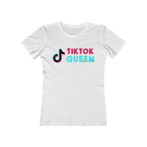 TikTok Queen Tee (Female Adult)
