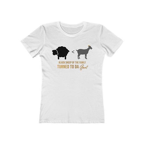 Da Goat Tee (Female Adult)