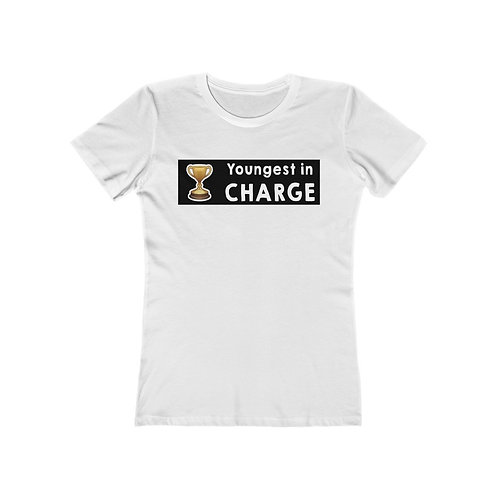 Youngest in Charge Tee (Female Adult)