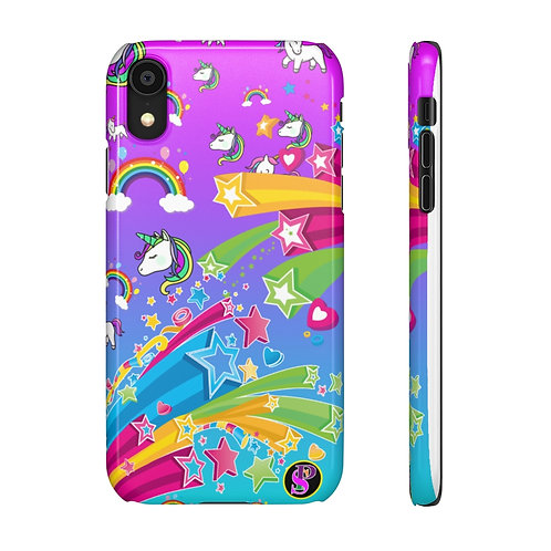 Girly Explosion Snap Cases