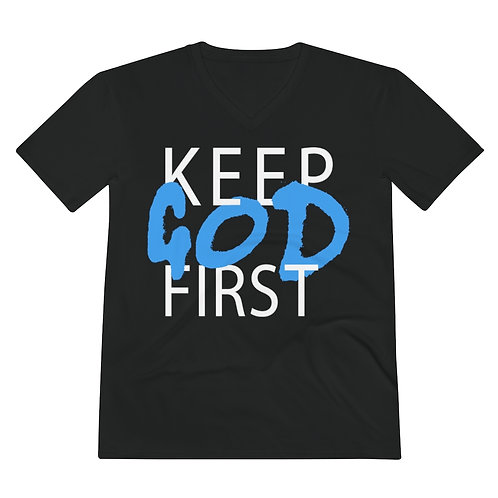 Keep God First Tee (Men's Adult)