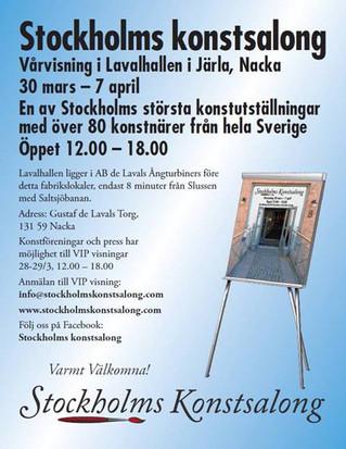 Stockholms Konstsalong 2019