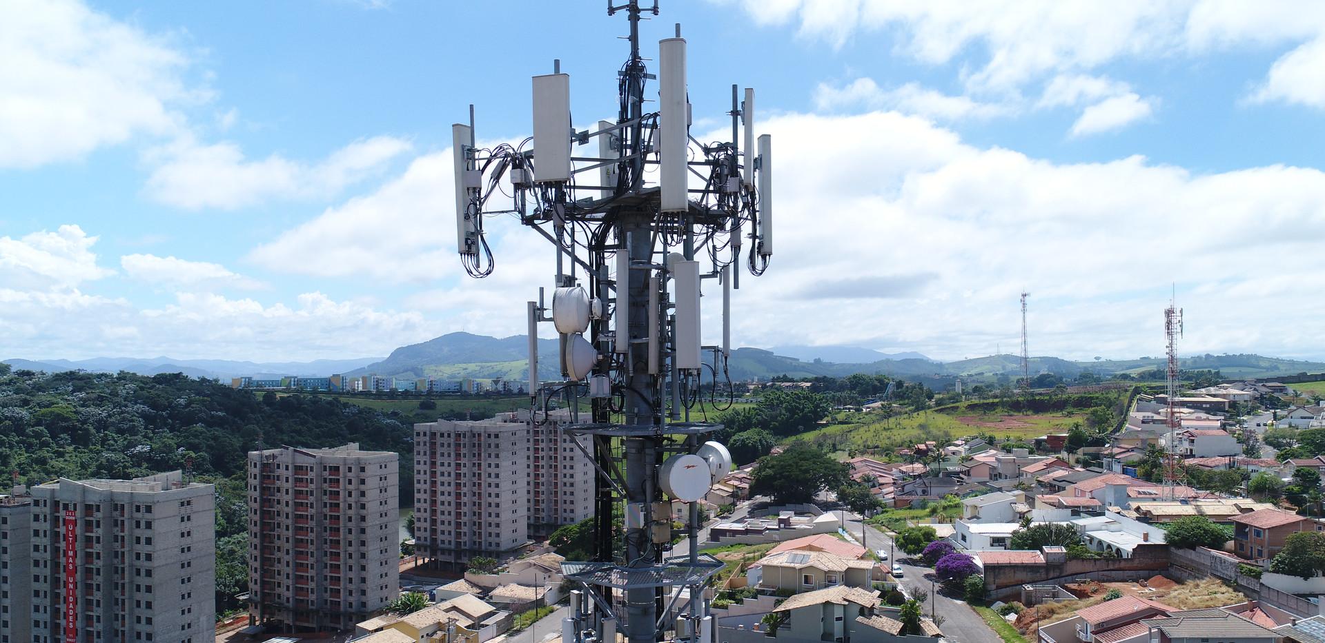 Inspeção de Sites de Telecomunicações