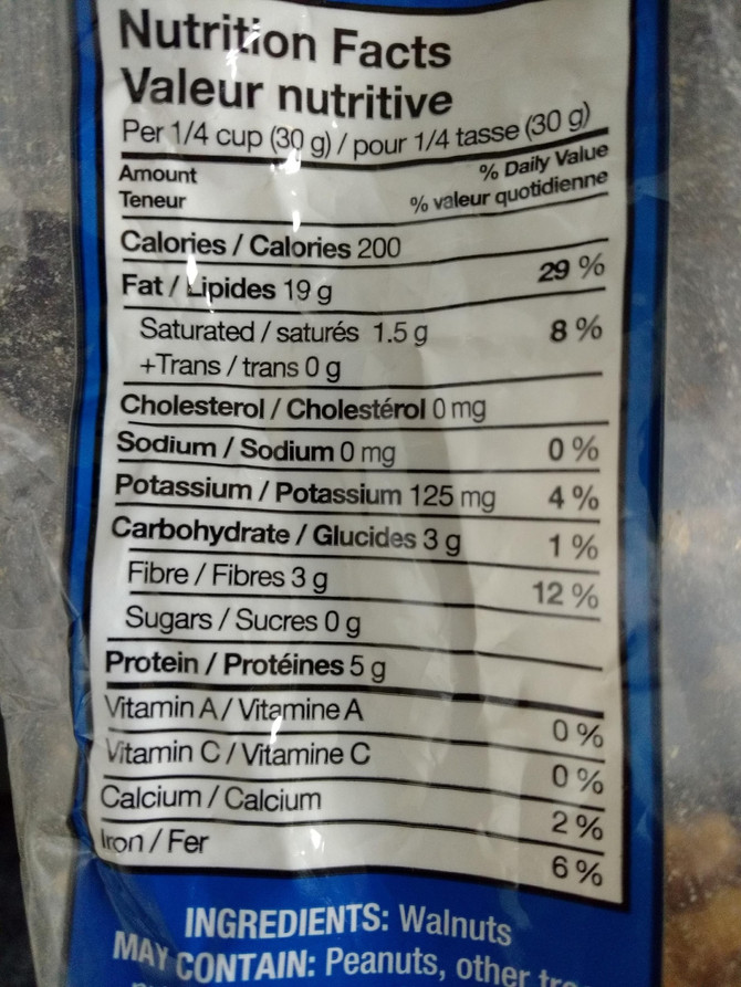 How to Read the New Nutrition Facts Tables