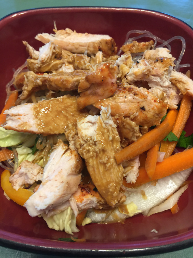 OMG Yummy Metabolic Balance Pad Thai