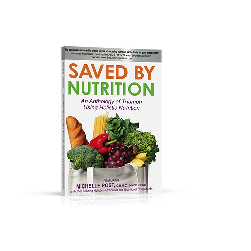 Saved by Nutrition -pre-sales