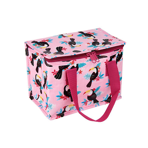 Personalised Tiki Toucan Insulated Lunch Bag