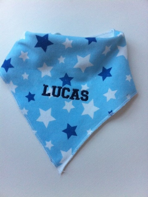 Star Dribble Bib