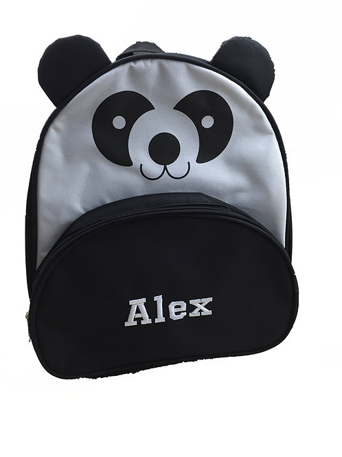 Personalised 'Panda' Backpack / Ruck Sack.