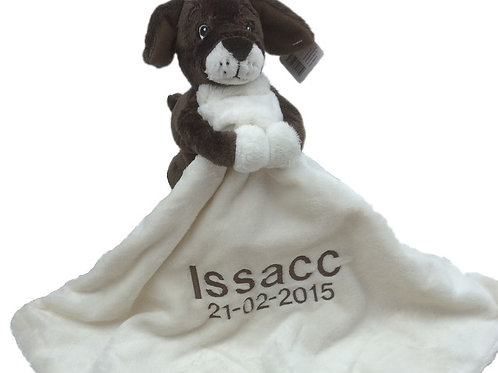 Personalised BoBo Comforter - Puppy
